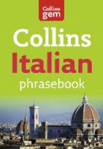 Ebook Collins Gem Italian Phrasebook and Dictionary (Collins Gem) Dictionaries, Collins