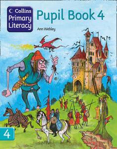 Pupil Book 4: [For Pakistan] - Ann Webley - cover