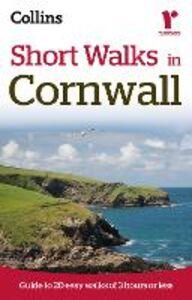 Foto Cover di Ramblers Short Walks in Cornwall, Ebook inglese di Collins Maps, edito da HarperCollins Publishers