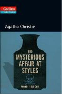 The Mysterious Affair at Styles: B2 - Agatha Christie - cover
