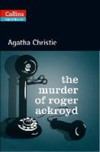 The Murder of Roger Ackroyd: B2 - Agatha Christie - cover