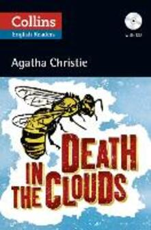 Death in the Clouds: B2 - Agatha Christie - cover