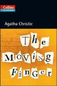 The Moving Finger: B2 - Agatha Christie - cover