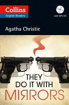 They Do It With Mirrors: B2 - Agatha Christie - cover