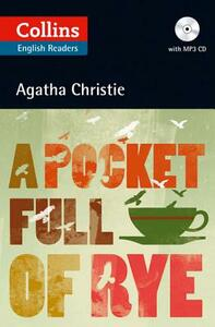 A Pocket Full of Rye: B2 - Agatha Christie - cover