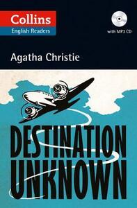 Destination Unknown: B2 - Agatha Christie - cover