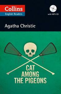 Cat Among the Pigeons: B2 - Agatha Christie - cover