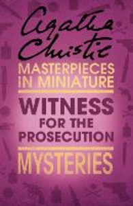 Ebook in inglese Witness for the Prosecution: An Agatha Christie Short Story Christie, Agatha