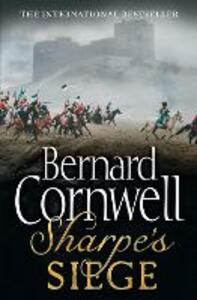 Sharpe's Siege: The Winter Campaign, 1814 - Bernard Cornwell - cover