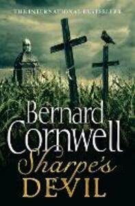 Sharpe's Devil: Napoleon and South America, 1820-1821 - Bernard Cornwell - cover