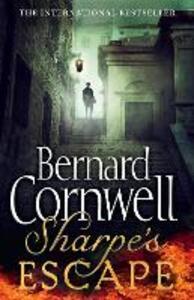 Sharpe's Escape: The Bussaco Campaign, 1810 - Bernard Cornwell - cover