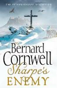Sharpe's Enemy: The Defence of Portugal, Christmas 1812 - Bernard Cornwell - cover