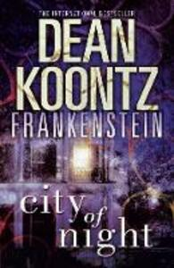 City of Night - Dean Koontz - cover