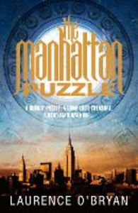 Ebook in inglese The Manhattan Puzzle O'Bryan, Laurence