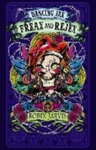 Freax and Rejex - Robin Jarvis - cover