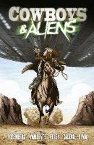 Ebook in inglese Cowboys and Aliens Rosenberg, Scott Mitchell