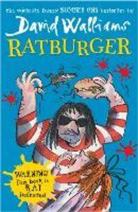 Foto Cover di Ratburger, Ebook inglese di David Walliams, edito da HarperCollins Publishers