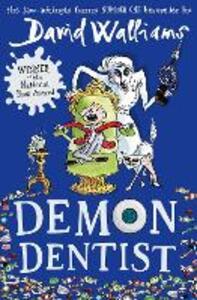Demon Dentist - David Walliams - cover