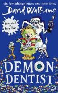 Foto Cover di Demon Dentist, Ebook inglese di David Walliams, edito da HarperCollins Publishers