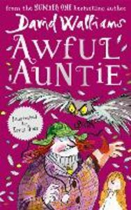 Ebook in inglese Awful Auntie Walliams, David