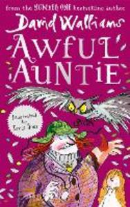 Ebook in inglese Awful Auntie Walliams, David