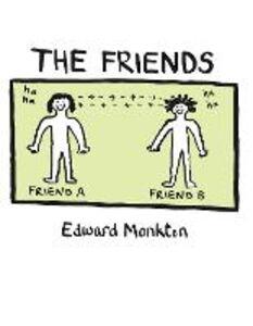 Foto Cover di Friends, Ebook inglese di Edward Monkton, edito da HarperCollins Publishers