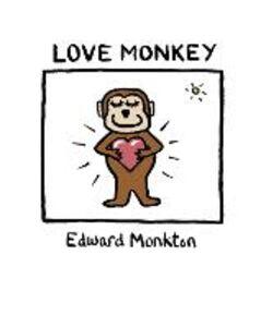 Foto Cover di Love Monkey, Ebook inglese di Edward Monkton, edito da HarperCollins Publishers