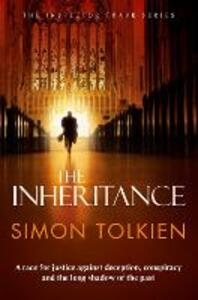 The Inheritance - Simon Tolkien - cover