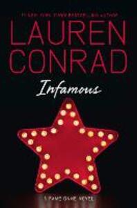 Infamous - Lauren Conrad - cover