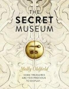 The Secret Museum - Molly Oldfield - cover