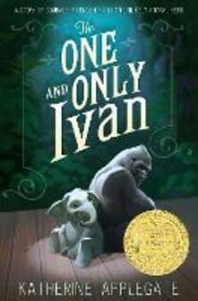 The One and Only Ivan - Katherine Applegate - cover