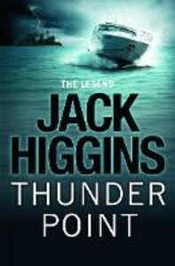 Foto Cover di Thunder Point, Ebook inglese di Jack Higgins, edito da HarperCollins Publishers