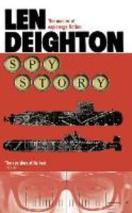 Spy Story - Len Deighton - cover