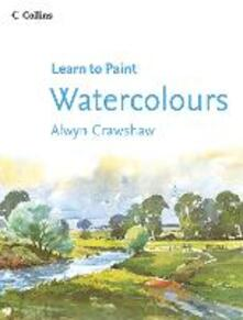Watercolours - Alwyn Crawshaw - cover