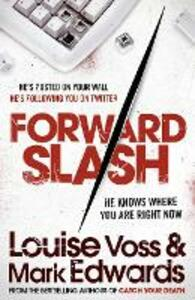 Forward Slash - Louise Voss - cover