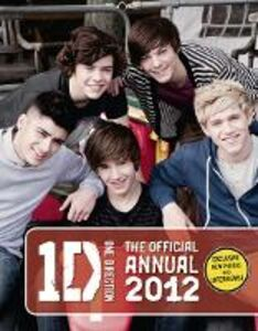 Ebook in inglese One Direction: The Official Annual 2012 -, -