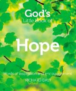 Ebook in inglese God's Little Book of Hope Daly, Richard