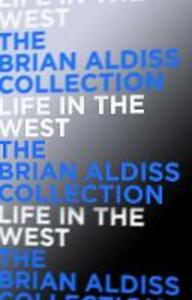Life in the West - Brian Aldiss - cover