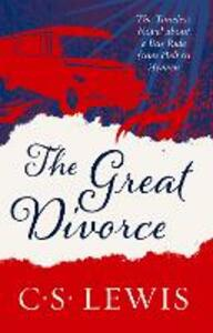 The Great Divorce - C. S. Lewis - cover