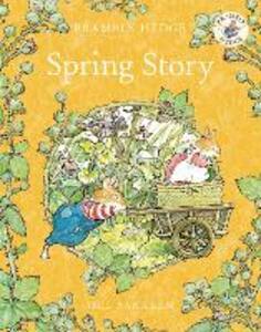 Spring Story - Jill Barklem - cover