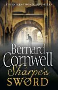 Sharpe's Sword: The Salamanca Campaign, June and July 1812 - Bernard Cornwell - cover