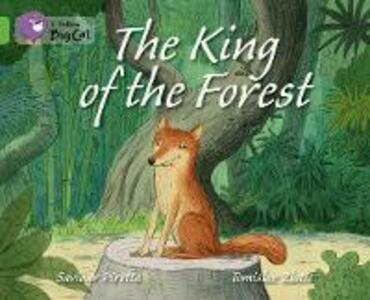 The King of the Forest: Band 05/Green - cover