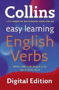 Foto Cover di Easy Learning English Verbs, Ebook inglese di Collins, edito da HarperCollins Publishers