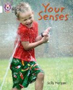 Your Senses: Band 10/White - Sally Morgan - cover