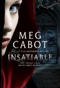 Insatiable - Meg Cabot - cover