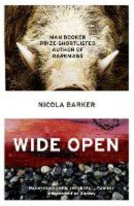 Ebook in inglese Wide Open Barker, Nicola