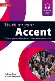 Accent: B1-C2 - Helen Ashton,Sarah Shepherd - cover