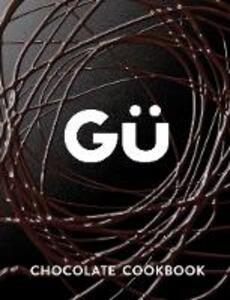 Gu Chocolate Cookbook - Gu - cover