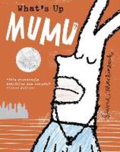 What's Up MuMu? - David Mackintosh - cover