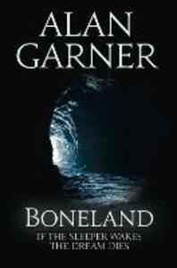 Boneland - Alan Garner - cover